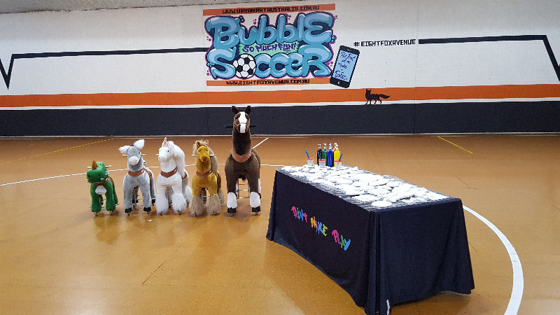 plaster pony party