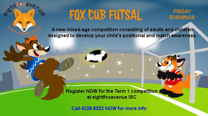 Fox Cub Futsal